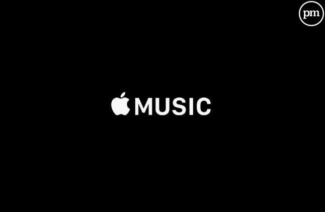 Lancement d'Apple Music.
