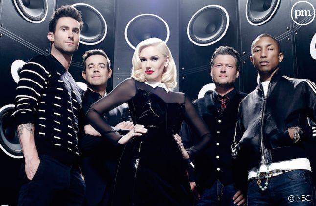 """Gwen Stefani revient dans """"The Voice"""""""