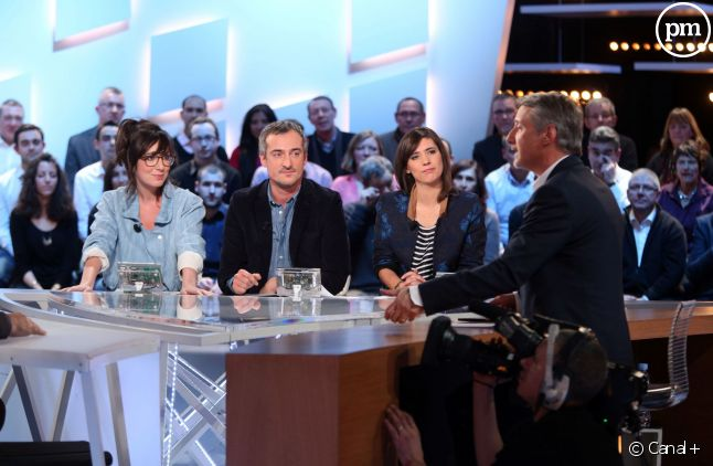 """""""Le Grand Journal"""", Canal+."""