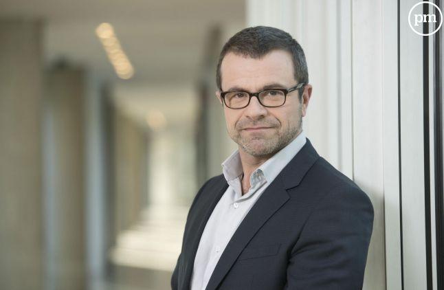 Thierry Thuillier, directeur des sports de Canal+, ex-France Télévisions.