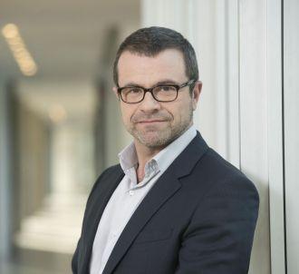 Thierry Thuillier, directeur des sports de Canal+,...