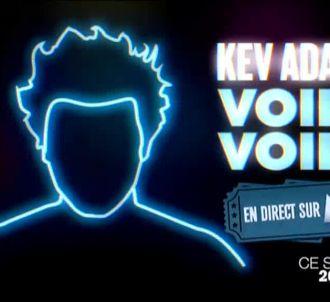 'Voilà, voilà' de Kev Adams ce soir en direct sur M6