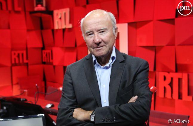 Olivier Mazerolle, nouvel intervieweur politique de RTL.