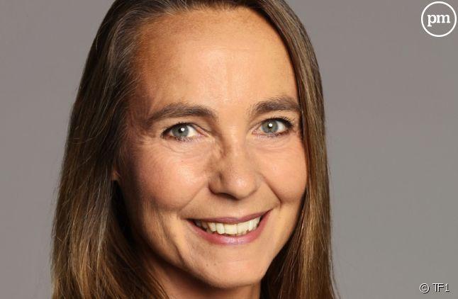 Céline Nallet, la nouvelle patronne de TMC et NT1