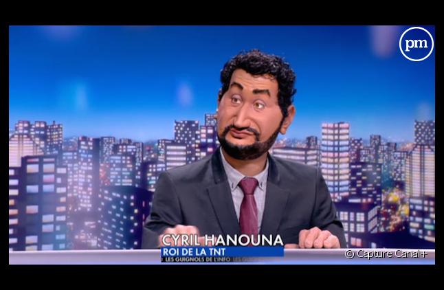 La marionette de Cyril Hanouna