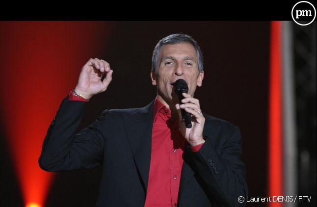 "Nagui relance ""Taratata"" sur France 2."
