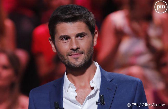 Christophe Beaugrand, animateur sur TF1 et NT1.