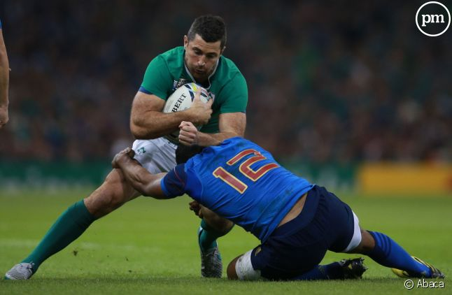 France/Irlande, le 11 octobre 2015 sur TF1
