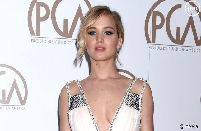Jennifer Lawrence pousse un coup de gueule