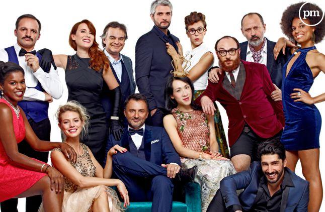 La bande la nouvelle émission de Frédéric Lopez.