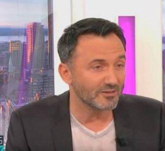 Frédéric Lopez dans 'Médias le mag, l'interview'