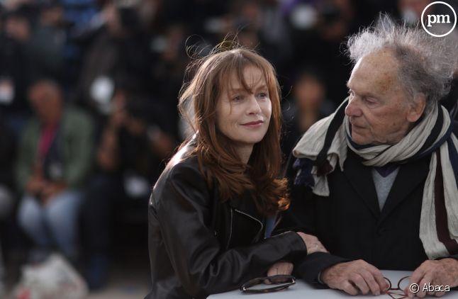 """Après """"Amour"""", Jean-Louis Trintignant et Isabelle Huppert retrouvent Michael Haneke<br /><br />"""
