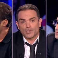 Vif accrochage entre Yann Moix, Mathieu Kassovitz et Arash Derambarsh dans