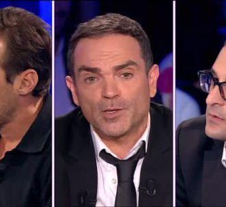 Vif accrochage entre Mathieu Kassovitz, Arash Derambarsh...