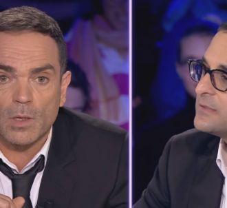 Yann Moix et Arash Derambarsch