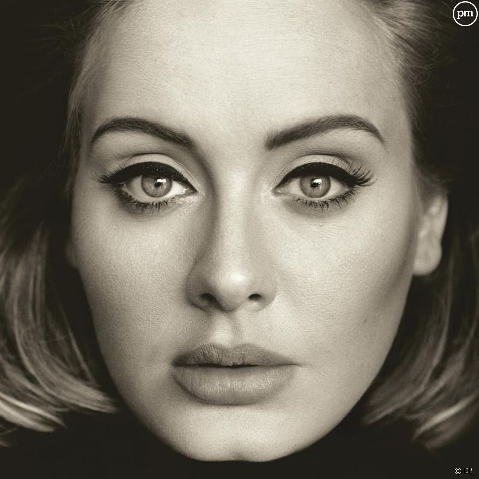 1. Adele - 25