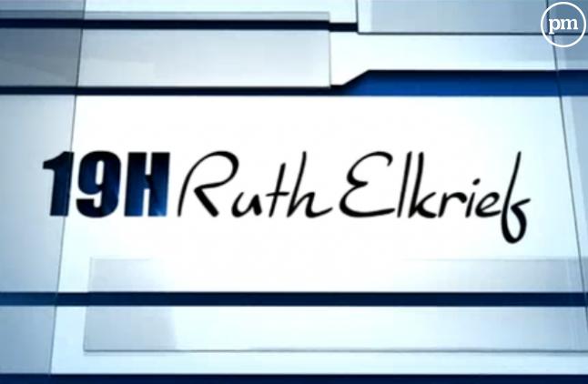 """""""19h Ruth Elkrief"""" reçoit Manuel Valls ce soir."""