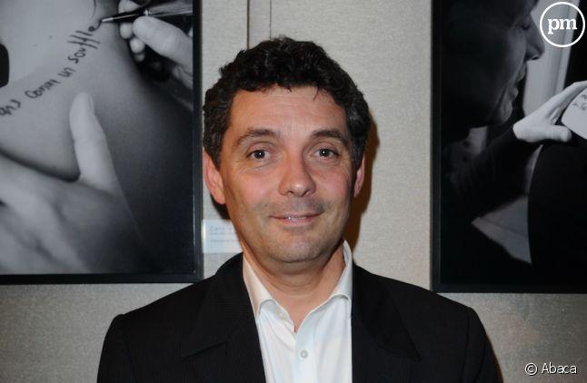 """Thierry Moreau, directeur de la rédaction de """"Télé 7 Jours"""""""