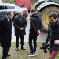 Jean-Yves Le Drian accuse