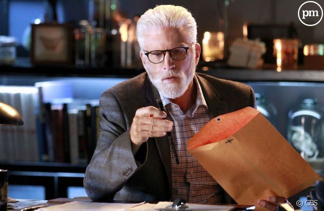 "Ted Danson quitte ""Les Experts : Cyber"""