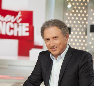 Michel Drucker présente 'Vivement Dimanche'