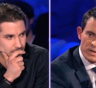 Jérémy Ferrari face à Manuel Valls dans 'On n'est pas...