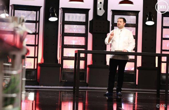 """Jean-François Piège moins présent dans """"Top Chef"""" 2016"""