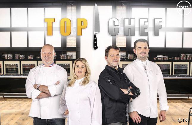 """Le jury de """"Top Chef"""" 2016"""