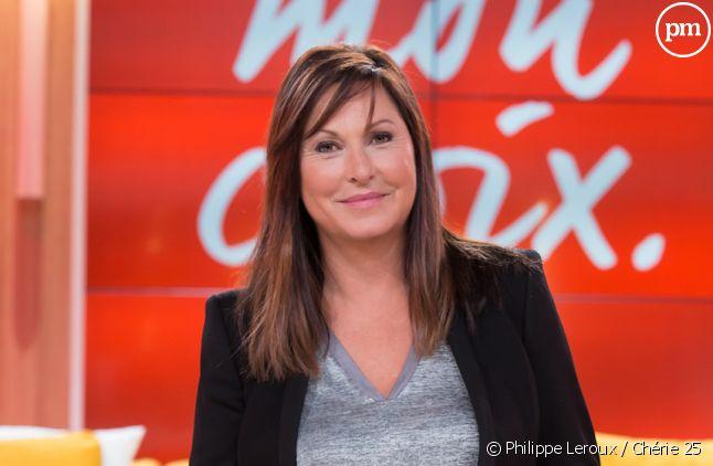 """Evelyne Thomas présente """"C'est mon choix"""""""