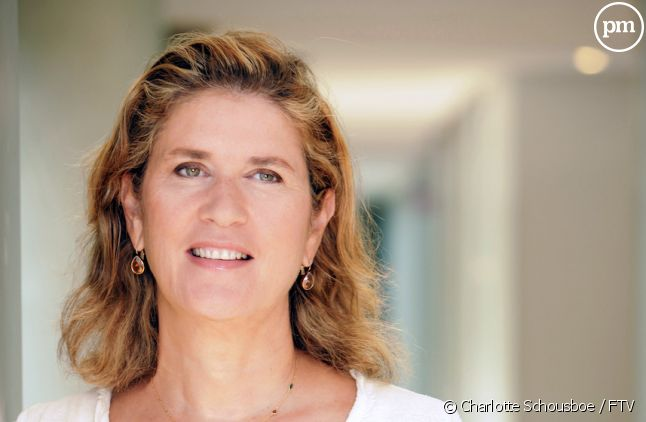Dana Hastier, la patronne de France 3