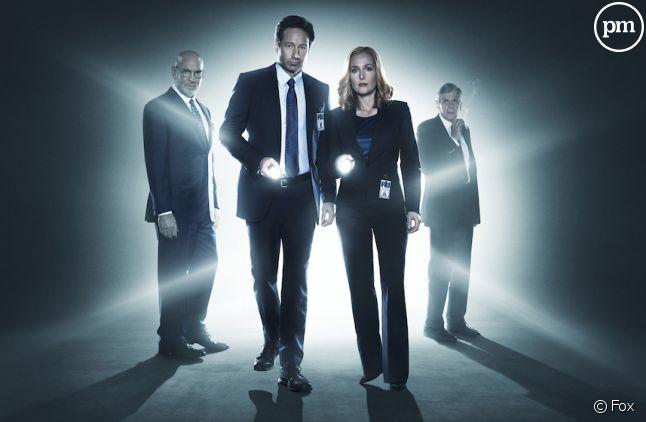 """X-Files"" leader dans sa case"