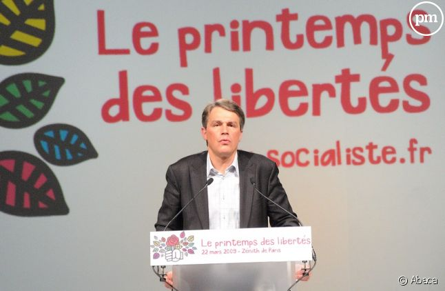 Patrick Bloche en 2009