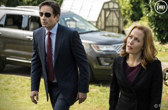 """Les épisodes du retour de """"X-Files"""" ne sont pas diffusés dans l'ordre"""