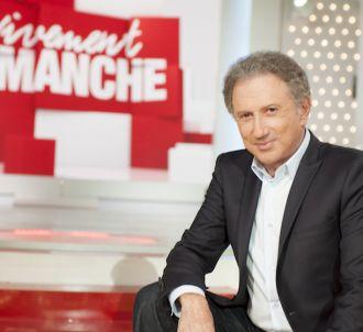 Michel Drucker dans 'Vivement dimanche'