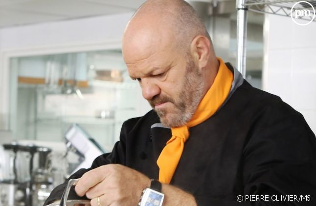 "Philippe Etchebest dans ""Top Chef"" 2016"