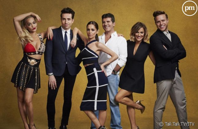 """The X Factor"" de retour sur ITV en 2017"