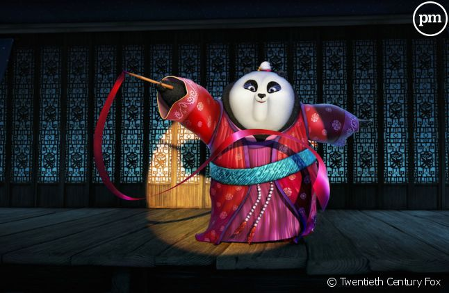 """Kung Fu Panda"" reste en tête du box-office US"
