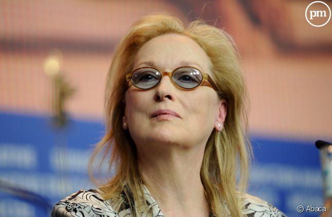 Meryl Streep, préside le jury de la Berlinale 2016