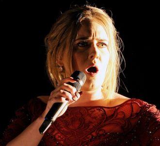 Adele aux Grammy Awards 2016