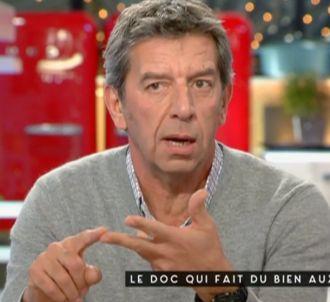 Michel Cymès répond aux attaques de Gilles Verdez.