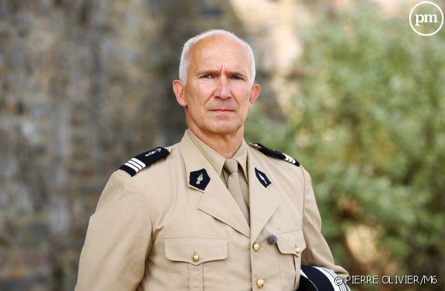 Le capitaine Dominique Cortiula