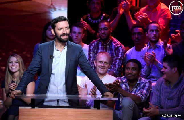 Le comédien Julien Cazarre.