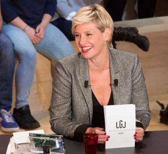 Maïtena Biraben, 'Le Grand Journal' de Canal+.