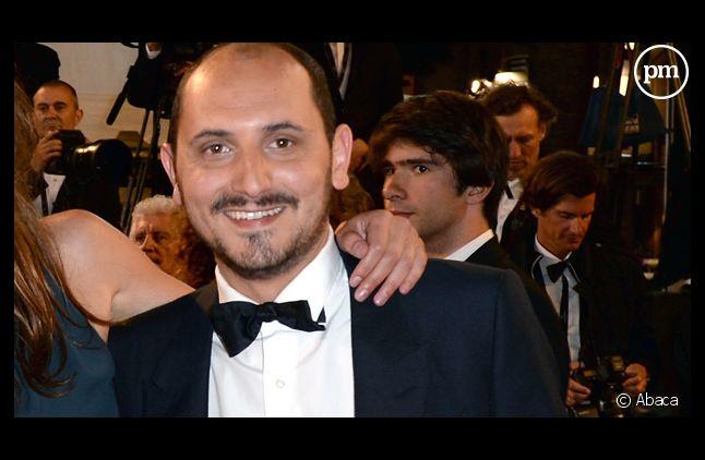 Karim Rissouli, à Cannes, en 2014.