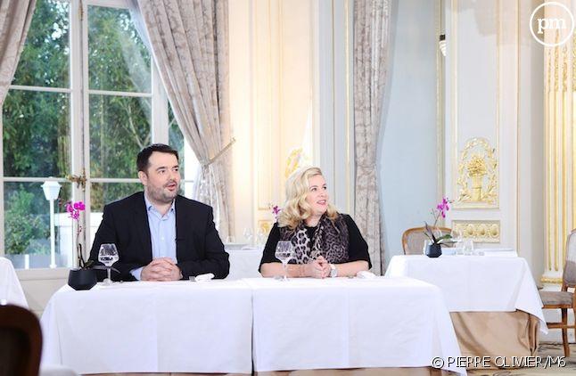 """Jean-François Piège, Hélène Darroze et Stéphane Rotenberg dans """"Top Chef"""" 2016"""