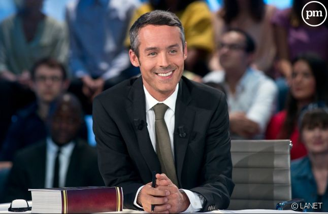 "Yann Barthès, ""Le Petit Journal""."