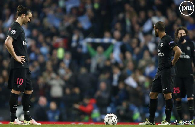 Hier le PSG a été éliminé de la Ligue des Champions par