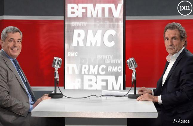 Henri Guaino était arrivé à l'heure sur BFMTV en mai 2015.