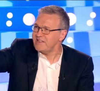 Laurent Ruquier recadre le public d''On n'est pas couché'
