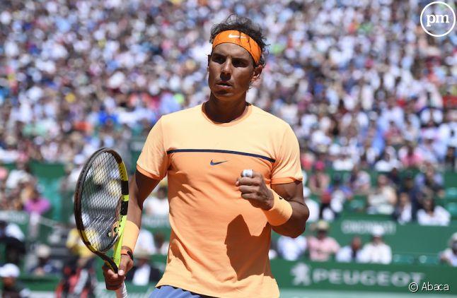 <p>Rafael Nadal a remporté le Master de Monte-Carlo</p>